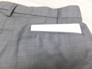 スーツ・スラックス修理