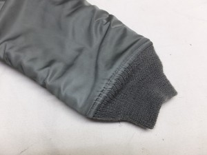 MA-1 袖丈短く リペア  東京 リブ