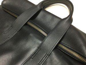 レザーバッグ持ち手リペア 修理 目黒 武蔵小山