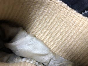 ヴィンテージスカジャンリペア東京 目黒区 武蔵小山靴修理ロンゴロンゴ 古着リペア