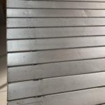 コールマンアルミテーブル ゴム交換リペア