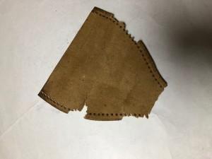 ビンテージバッグ革切れリペア グッチ 東京都内 目黒区 靴修理屋 革製品修理 ロンゴロンゴ