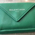 バレンシアガ財布 ボタンお直し