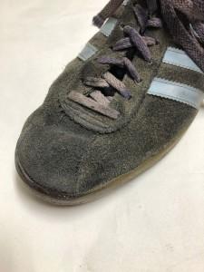アディダス ビンテージスニーカー リペア vintagesneaker repair 東京 目黒