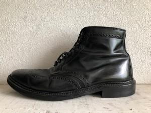 オールデン 靴修理 shoes repair 東京都内 目黒区 rongo rongo