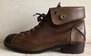踵交換 武蔵小山 靴修理