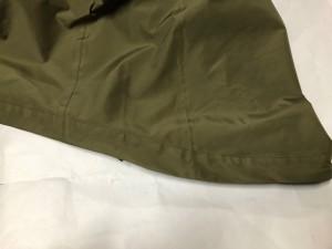 アークテリクスマウンテンパーカー 剥がれリペア 東京都内 目黒 arcteryx repair