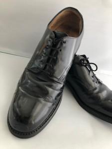 ビンテージサービスシューズ オールソール交換 目黒区武蔵小山靴修理ロンゴロンゴ