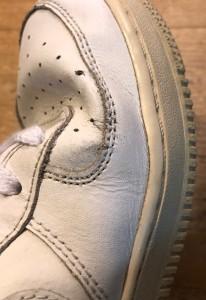 スニーカーリペア東京都内 目黒区武蔵小山靴修理ロンゴロンゴ 革製品修理