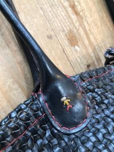 エンリーベグリン レザーバッグリペア 東京 目黒武蔵小山修理屋ロンゴロンゴ 革製品修理