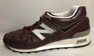 ニューバランス576 踵破れリペア 東京都内 目黒 武蔵小山靴修理ロンゴロンゴ