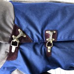 オイルコーティングダウンジャケットリペア イタリア製 東京都内 目黒区武蔵小山靴修理ロンゴロンゴ 革製品修理
