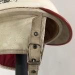 ビンテージコルクヘルメットリペア 東京都内 目黒区武蔵小山靴修理ロンゴロンゴ 革製品修理