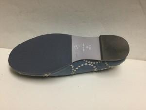 ミナペルホネン 靴 修理 東京 目黒 武蔵小山 ロンゴロンゴ