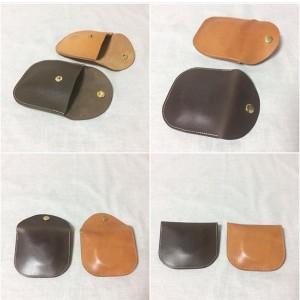 ヌメ革コインケース日本製東京